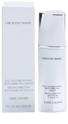 Estée Lauder Crescent White sérum contra problemas de pigmentación 2