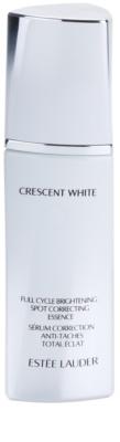 Estée Lauder Crescent White szérum a pigment foltok ellen