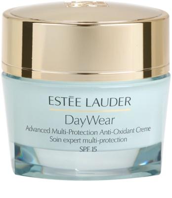 Estée Lauder DayWear crema de zi hidratanta pentru piele normala si mixta