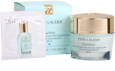 Estée Lauder DayWear Feuchtigkeitsspendende Tagescreme für normale Haut und Mischhaut 2
