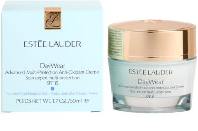Estée Lauder DayWear Feuchtigkeitsspendende Tagescreme für normale Haut und Mischhaut 3