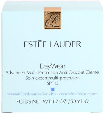 Estée Lauder DayWear Feuchtigkeitsspendende Tagescreme für normale Haut und Mischhaut 4