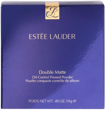 Estée Lauder Double Matte polvos compactos para pieles grasas 4