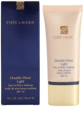 Estée Lauder Double Wear Light Make-Up 1