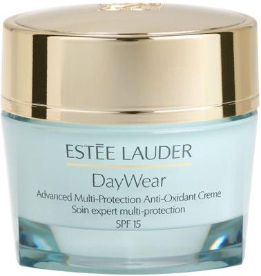Estée Lauder DayWear Plus зволожуючий денний крем для сухої шкіри