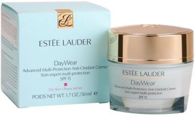 Estée Lauder DayWear Plus Feuchtigkeitsspendende Tagescreme für trockene Haut 2