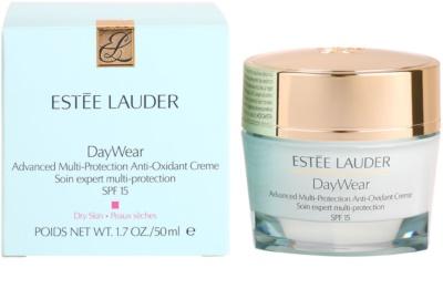 Estée Lauder DayWear Plus Feuchtigkeitsspendende Tagescreme für trockene Haut 3