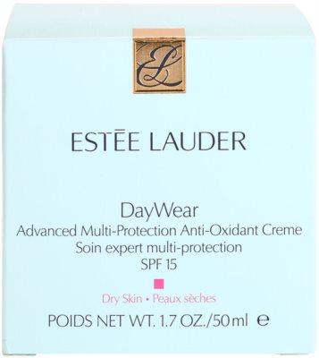 Estée Lauder DayWear Plus Feuchtigkeitsspendende Tagescreme für trockene Haut 4