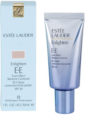 Estée Lauder Enlighten ЕЕ крем SPF 30 1