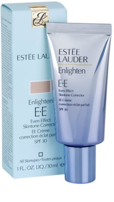 Estée Lauder Enlighten ЕЕ крем SPF 30 2