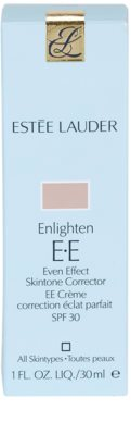 Estée Lauder Enlighten ЕЕ крем SPF 30 3