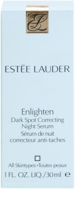 Estée Lauder Enlighten nočni serum proti pigmentnim madežem 3