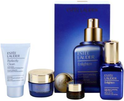 Estée Lauder Enlighten Kosmetik-Set  I.