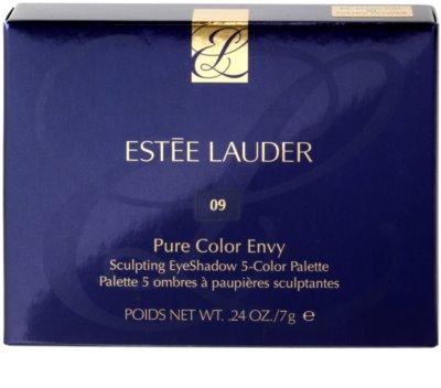 Estée Lauder Pure Color Envy paleta cieni do powiek 3