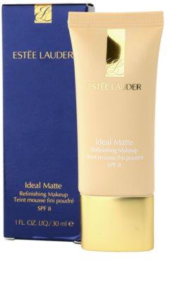 Estée Lauder Ideal Matte Flüssiges Make Up für normale Haut und Mischhaut 1