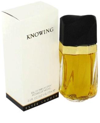 Estée Lauder Knowing Eau de Parfum para mulheres