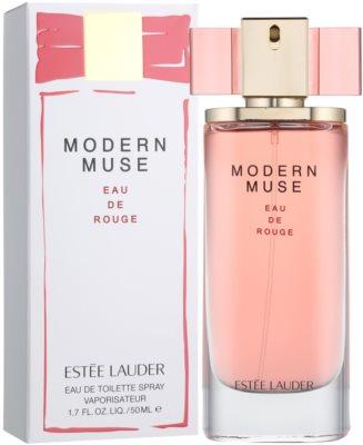Estée Lauder Modern Muse Eau De Rouge Eau de Toilette pentru femei 1