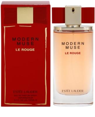Estée Lauder Modern Muse Le Rouge parfumska voda za ženske
