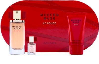 Estée Lauder Modern Muse Le Rouge set cadou 1