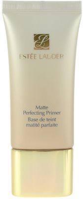 Estée Lauder Matte Perfecting Primer sminkalap a make-up alá