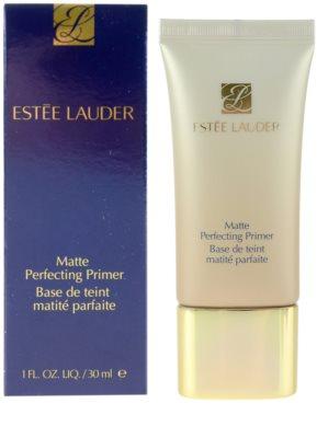 Estée Lauder Matte Perfecting Primer Make-up Basis 1