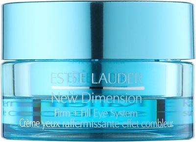 Estée Lauder New Dimension kisimító és feszesítő ápolás a szem köré