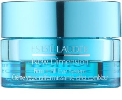 Estée Lauder New Dimension pentru uniformizare si fermitate zona ochilor