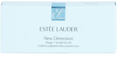 Estée Lauder New Dimension paleta para contorno de olhos com pincel 2