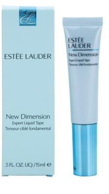 Estée Lauder New Dimension takojšna zapolnitev gub 1