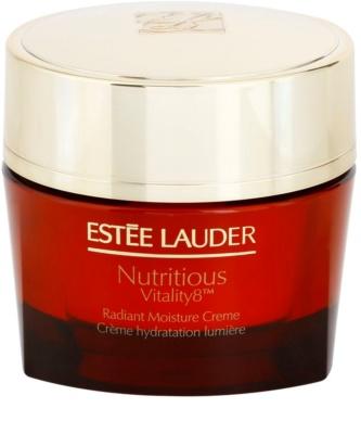 Estée Lauder Nutritious Vitality 8™ crema hidratante iluminadora