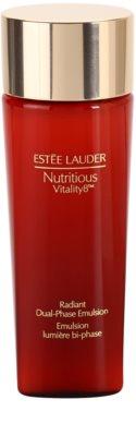 Estée Lauder Nutritious Vitality 8™ двофазна освітлююча емульсія