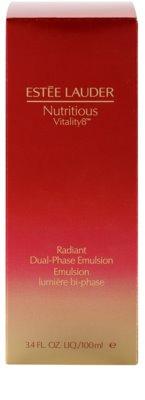 Estée Lauder Nutritious Vitality 8™ aufhellende Zwei-Phasem-Emulsion 2