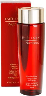 Estée Lauder Nutritious frissítő tonik minden bőrtípusra 1