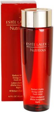 Estée Lauder Nutritious tónico refrescante para todos os tipos de pele 1
