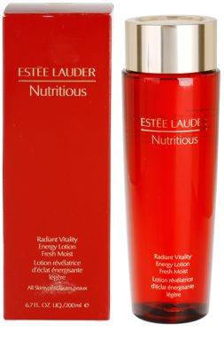 Estée Lauder Nutritious frissítő tonik minden bőrtípusra 2