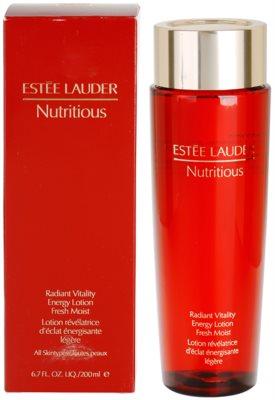 Estée Lauder Nutritious tónico refrescante para todos os tipos de pele 2