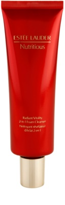 Estée Lauder Nutritious espuma limpiadora 2en1 para todo tipo de pieles