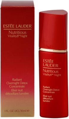 Estée Lauder Nutritious Vitality8™ Night rozjaśniające serum na noc 2
