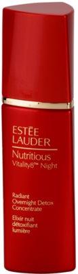 Estée Lauder Nutritious Vitality8™ Night noční rozjasňující sérum