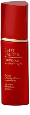 Estée Lauder Nutritious Vitality8™ Night нічна сироватка з ефектом сяйва