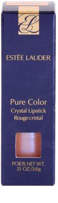 Estée Lauder Pure Color Crystal magas fényű rúzs 4