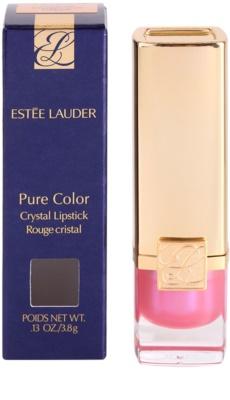 Estée Lauder Pure Color Crystal rtěnka s vysokým leskem 3