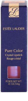 Estée Lauder Pure Color Crystal rtěnka s vysokým leskem 4