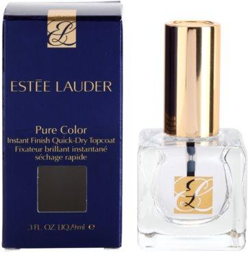 Estée Lauder Pure Color esmalte de uñas con fórmula de secado rápido para dar brillo 1