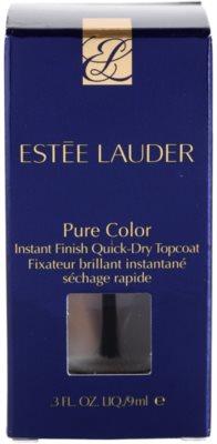 Estée Lauder Pure Color esmalte de uñas con fórmula de secado rápido para dar brillo 2