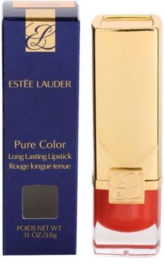 Estée Lauder Pure Color ruj cu persistenta indelungata 3