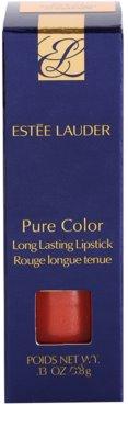 Estée Lauder Pure Color ruj cu persistenta indelungata 4