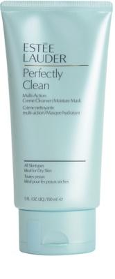 Estée Lauder Perfectly Clean очищуючий крем для сухої шкіри