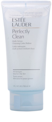 Estée Lauder Perfectly Clean gel de limpeza