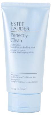 Estée Lauder Perfectly Clean espuma de limpeza 2 em 1
